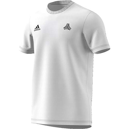 adidas Herren TAN Trainingstrikot, White, L