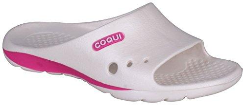 Coqui, Damen Clogs & Pantoletten 7296 Pearl