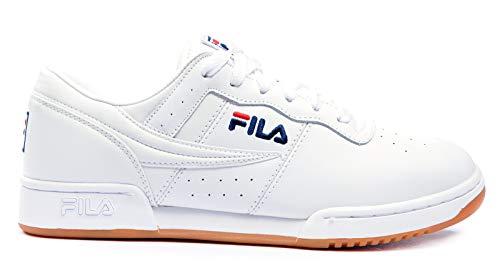 Fila Original Fitness, Zapatillas para Hombre, Blanco White 1vf80172-150, 43 EU