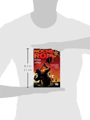 Noche Roja HC (Vertigo Crime)