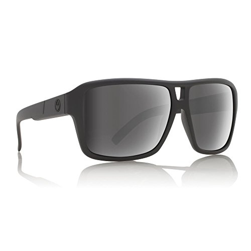 Dragon Herren Sonnenbrille The Jam Matte Magnet Grey H2O - Dragon Sonnenbrille Männer Für H2o