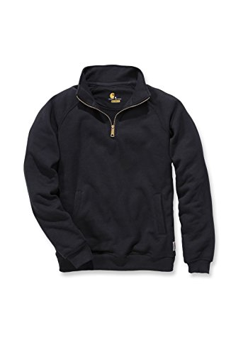 Carhartt K503 Sweatshirt Black XL Carhartt Midweight Pullover Hoodie