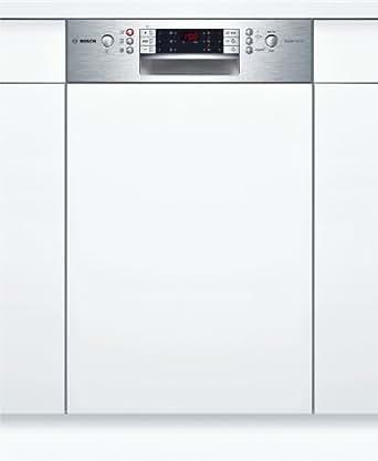 bosch spi69t55eu geschirrsp ler teilintegriert a 211. Black Bedroom Furniture Sets. Home Design Ideas