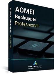 AOMEI Backupper Professional + Kostenlose Lifetime Updates (Zum Download - keine CD / DVD)
