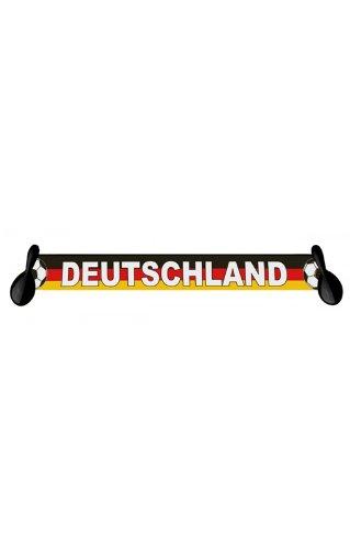 Alemania bufanda con sonajeros Samba