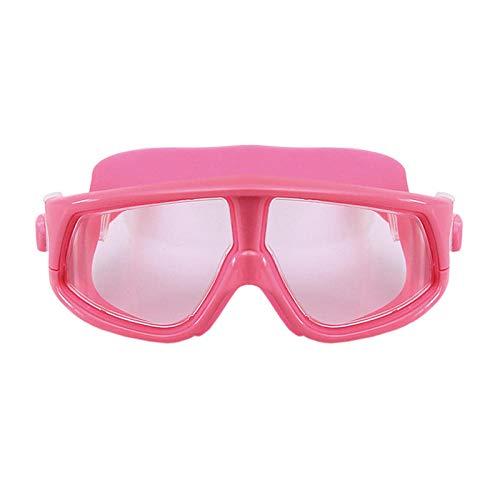MRFENG Schwimmbrillen Zhongda Tong Pingguang Anti-Fog-Brille umweltfreundliche und komfortable Ultra-klare Ohrstöpsel EIN rosa Schwimmbrille Für Erwachsene Männer Frauen Jugendliche Kinder (Komfortable Ohrstöpsel)