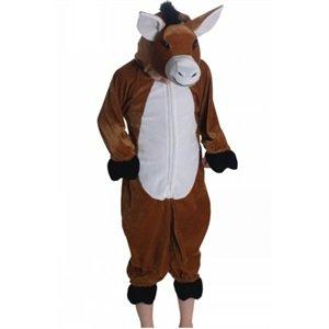 Für Großbritannien Kostüm Pferde - Kinder Tierkostüm Verkleidung Halloween Kostüm Fasching Pferd XXL