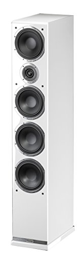 Magnat Shadow 209 | 3-Wege Standlautsprecher | kraftvoller, nachdrücklicher Sound in einer edlen Hülle für ein herausragendes Stereo-HiFi-Erlebnis | 1 Stück - weiss