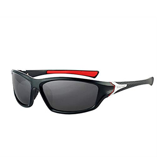 HUILIN Luxury Polarized Sunglasses Herren-Fahrsonnenbrille Herren-Sonnenbrille, C2
