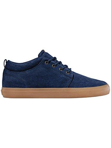 Globe GS Chukka, Sneakers Basses mixte adulte BLAU - BLEU (NAVY/GUM)