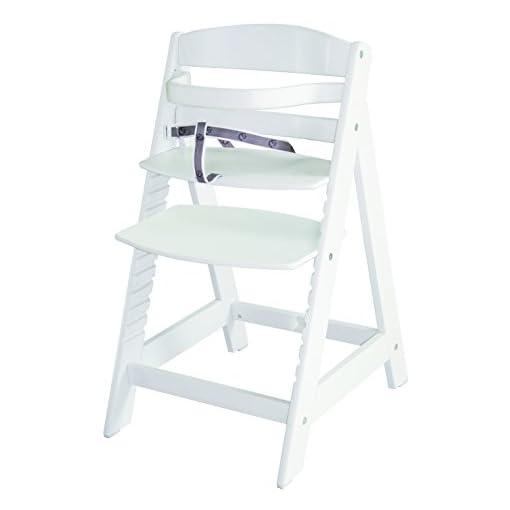 Sedie In Legno Laccate Bianco.Recensione E Opinioni Su Roba Seggiolone Evolutivo Sit Up Iii