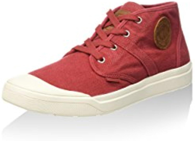 Palladium Herren Pallarue Mid LC Hohe Sneaker