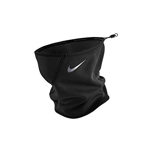 Nike Erwachsene Therma Sphere Adjustable Neck Warmer 063 Nackenwärmer, Schwarz (Black/Tumbled Grey) One Size