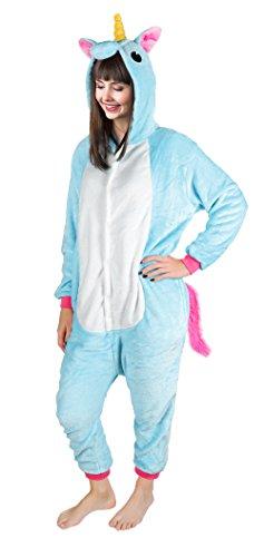 ISO TRADE Traje Unicornio Mono Animal Pijama Pieza