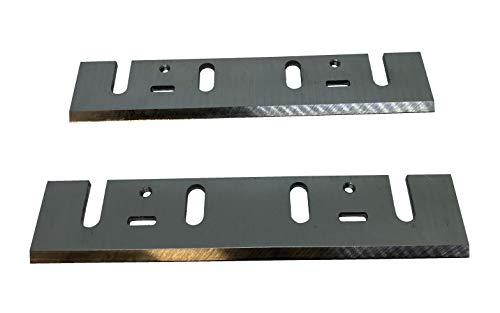 HSS Hobelmesser, 170 mm, für Skil, Hitachi und Ryobi, Makita Black & Decker, Wolf, Kango