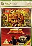 Kung Fu Panda + Lego Indiana Jones Bundle
