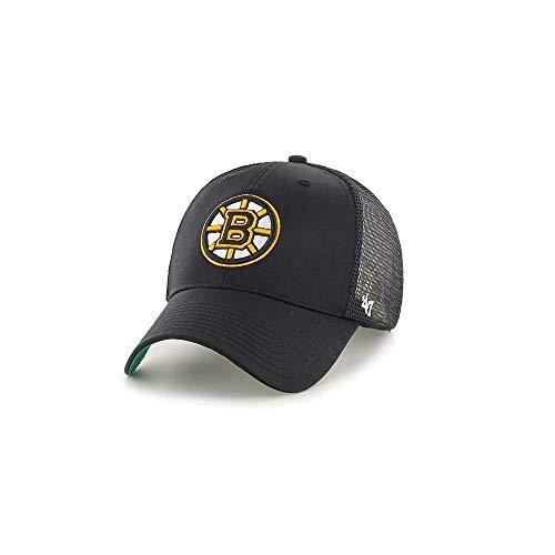 '47 Brand Boston Bruins Branson NHL Trucker Cap Boston Trucker Hut