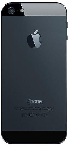 Apple iPhone 5 32GB black ohne Simlock, ohne