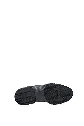 HXW00N056406RRR815 Hogan Sneakers Femme Cuir Violet Violet