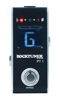 Rocktuner PT-1 chromatisches Bodenstimmgerät in kompakter Größe