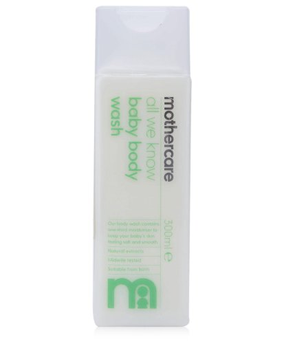 Mothercare All We Know Baby Body Wash (300ml)