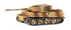 Herpa 746458 - Tanque de Combate (versión Mediana, ABT) HC-Handel 507 - Tanque de Tigre para Pesca de la Costa Oriental