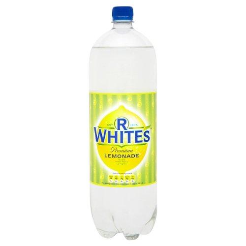 R Whites Premium-Limonade 2 Liter (Packung mit 6 x 2ltr) (Limonade Liter 2)
