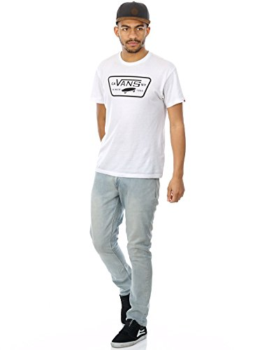 Herren Jeans Hose Volcom 2X4 Jeans Blau