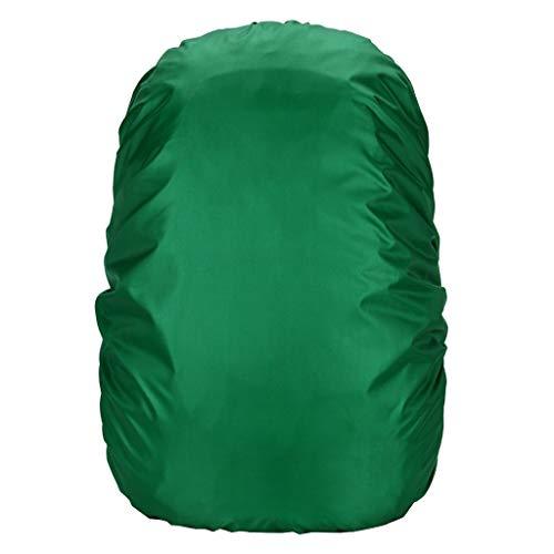 Pur-wasser-pakete (Binggong Regenschutz für Rucksack Cover Regenschutz und Regenhülle 20L bis 80L Wasser und Windabweisend Rucksackschutz Ranzen Rucksackcover Regenüberzug Aufbewahrungstasche für Camping Wandern)