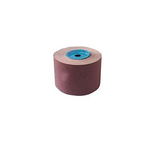 Rouleau toile souple largeur 50 mm longueur 25 m Grain 60 poncage bois Peinture Métal Plastique
