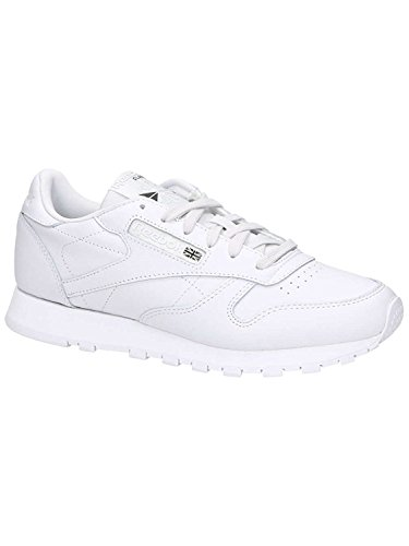 Reebok Damen Classic Leather X Face Laufschuhe Weiß (Porcelain/White/Black)