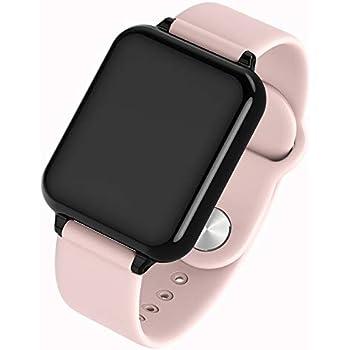 ETbotu Smartwatch B57 Pantalla a Color Pulsera de Ejercicios ...