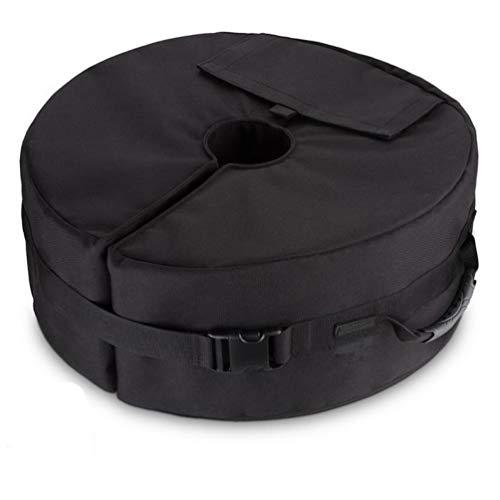 (Vogu'SaNa Outdoor Runde Gewicht Tasche Sandsack Tragbare Regenschirm Basis Gewicht Tasche für Garten Strand Camping Zelt Fixed Tool)