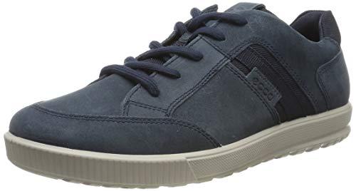 ECCO Herren Ennio Sneaker, Blau (Marine 1038), 47 EU