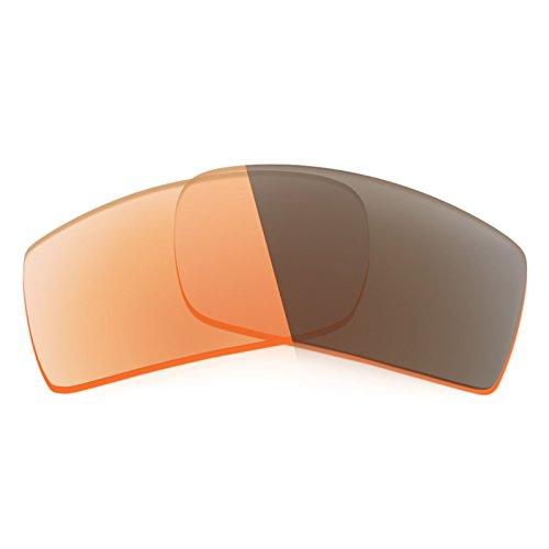 Revant Ersatzlinsen für Oakley Gascan Elite Adapt Orange Fototrop