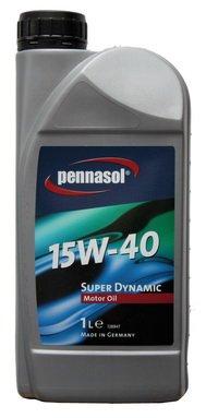 Pennasol Super Dynamic SAE 15W-40 Motoröl, 1 Liter