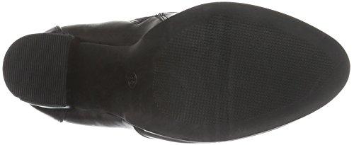 Another Pair of Shoes Adelee1, Bottes Classiques Femme Noir (Black01)
