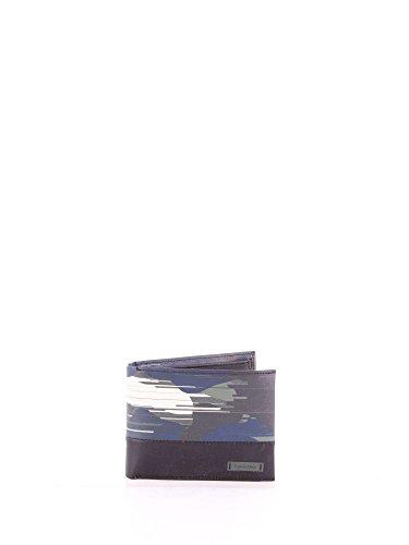Calvin Klein Herren Adam Camo 5cc + Coin Geldbörse, Grün (Speed Camo), 2.5x9.3000000000000007x12.2 cm (Adams Leder-geldbörse)