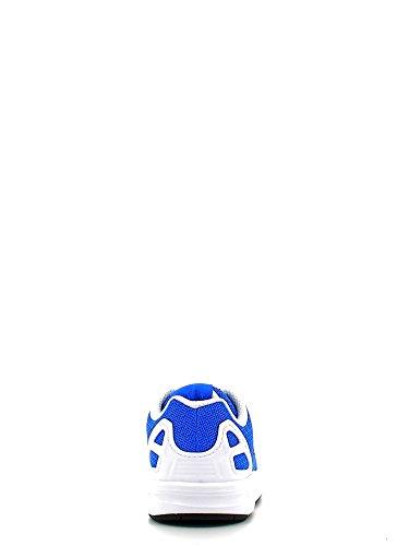 adidas Unisex-Kinder Zx Flux Low-Top Blau