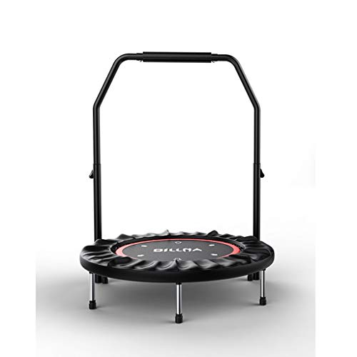 Trampolin-Fitness-Trampolin/Indoor-Kindertrampolin/Trampolin zum Abnehmen/Familien-Sprungbett WXFO (Color : A)