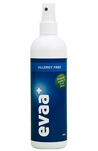 EVAA+ Allergie-frei gegen z.B. Milbenallergien | Natürliche Mitteln mit Mikroorganismen | Biologisch und Vegan zertifiziert