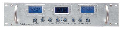 Audiobahn A200X2Q, 2-Kanal Class A/B Mosfet Power Amplifier, Verstärker Audiobahn Stereo