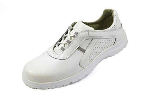 Weiße Sicherheitsschuhe - Safety Shoes Today