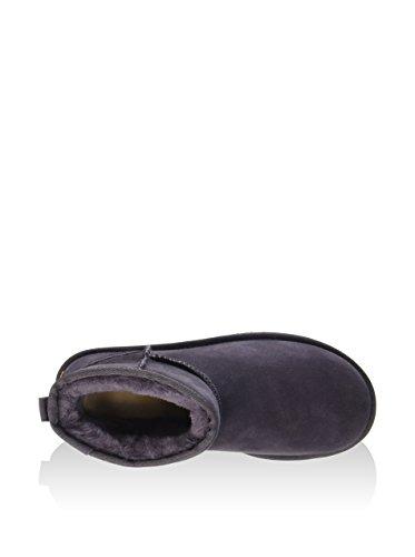 Ugg W Classic Mini Purple II Nht Boots - Stivaletti Montone Viola Nightfall