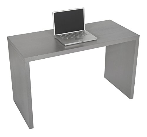 Levv Computer Desk – Grey on Amazon
