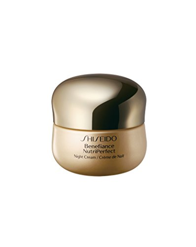 Shiseido Benefiance NutriPerfect Night Crem SPF 15 unisex, Gesichtscreme 50 ml, 1er Pack (1 x 50 ml)