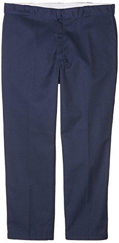 dickies-herren-hose-f-lined-work-pant-blau-navy-blue-nv-w42-l32-42-32