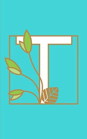T: Monogram Initial Letter