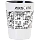 Antonio Miró Taza (350 ml) 147151 - Blanco