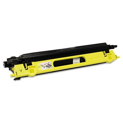 tn115y Compatible, Remanufactured, tn115y (TN115) Toner, 4000Yield, Yellow, Sold as 1Each